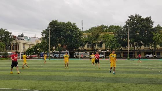 Đá Không Đánh FC hòa Chelsea SG All Stars 4-4 trong trận cầu thiện nguyện ảnh 5