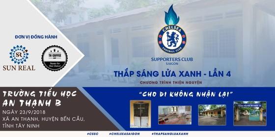 Đá Không Đánh FC hòa Chelsea SG All Stars 4-4 trong trận cầu thiện nguyện ảnh 1