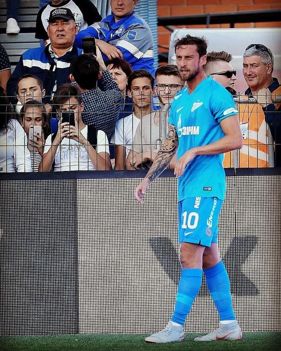 Claudio Marchisio: Ấn tượng với giải RFPL ngay lần đầu tiên ra sân ảnh 2