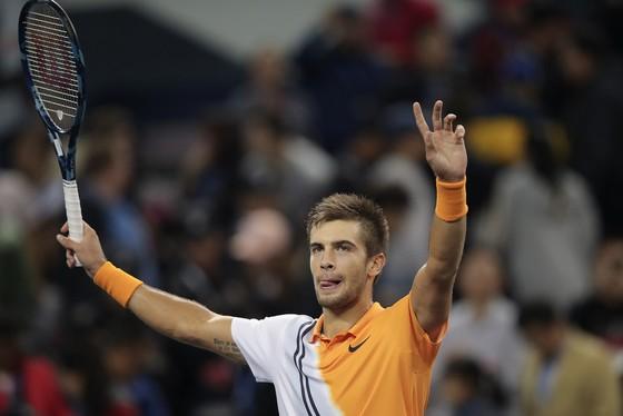 Shanghai Masters 2018: Djokovic và Coric tranh bá, Federer thành cựu vô địch ảnh 2