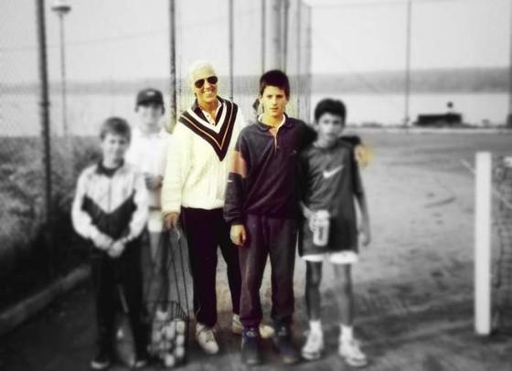 Novak Djokovic: Federer và Nadal khiến bạn phải tiến bộ ảnh 2