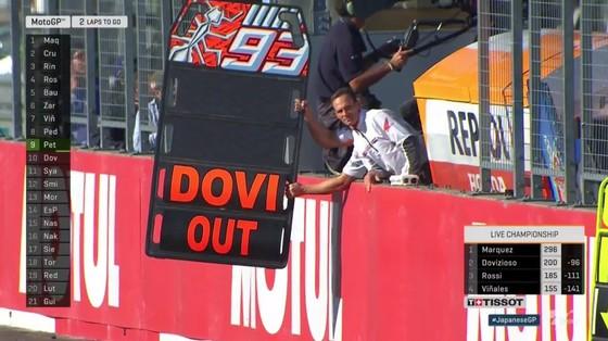 """Đua xe mô tô: Dovizioso đo đường, còn Marquez lại… """"đo size"""" cúp vô địch ảnh 1"""