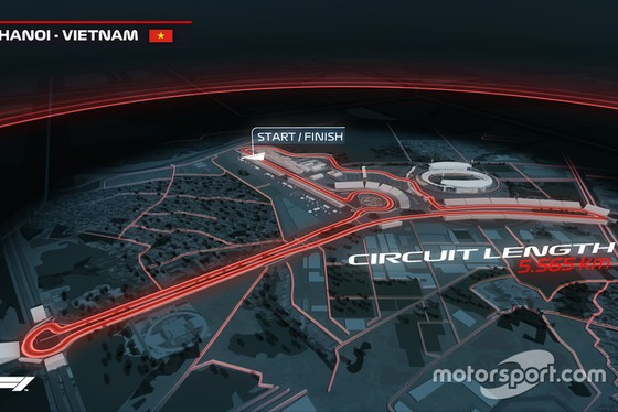 Đua xe F1 đến Việt Nam: Cơ hội gặp Hamilton, Vettel rất gần ảnh 2