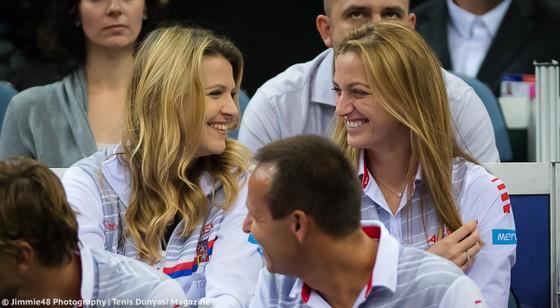 Chung kết Fed Cup 2018: Nghiền bẹp tuyển Mỹ 3-0, CH Séc đăng quang lần thứ 6 ảnh 5