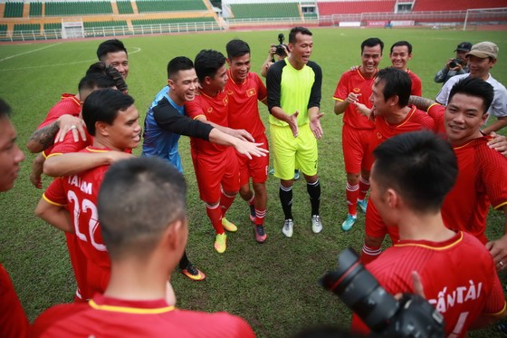 Cựu tuyển thủ AFF Cup 2008 – PTV Sài Gòn: Cuộc hội ngộ đầy ý nghĩa sau 10 năm ảnh 3