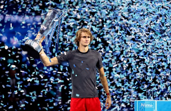 ATP World Tour: Chiến công của Zverev sẽ là một bước ngoặt! ảnh 4