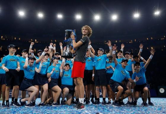 ATP World Tour: Chiến công của Zverev sẽ là một bước ngoặt! ảnh 6