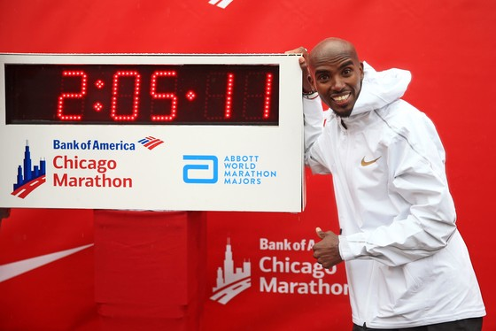 Điền kinh: Sir Mo Farah sẽ tham gia London Marathon 2019 ảnh 2