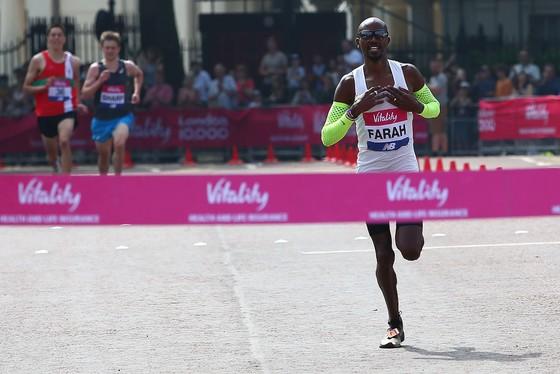 Điền kinh: Sir Mo Farah sẽ tham gia London Marathon 2019 ảnh 1