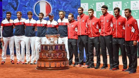 Chung kết Davis Cup: Pháp đại chiến Croatia ảnh 1