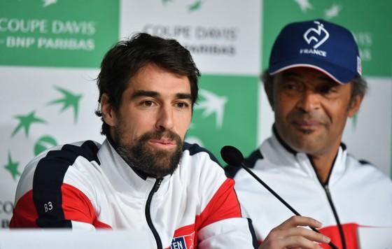 Chung kết Davis Cup: Pháp đại chiến Croatia ảnh 2