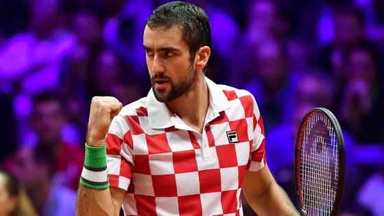 Chung kết Davis Cup: Coric, Cilic lập công, Croatia cách ngôi vô địch thứ 2 đúng 1 trận thắng ảnh 2