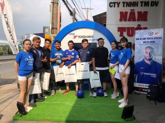 Sự kiện Drogba về Việt Nam: Phát hành 3.800 vé cho Fan Chelsea ảnh 3