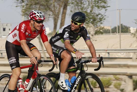 """Xe đạp: Renshaw rạn xương chậu, Dimonsion-Data xứng danh """"đội đo đường"""" ảnh 2"""