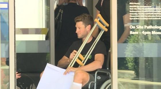 """Xe đạp: Renshaw rạn xương chậu, Dimonsion-Data xứng danh """"đội đo đường"""" ảnh 1"""