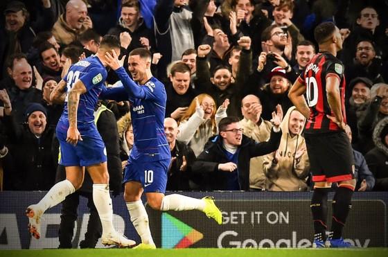 Chelsea – Leicester City: Hazard hướng đến bàn thắng thứ 100 ảnh 2