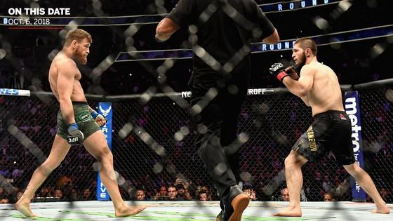 """UFC 254: Thế cục """"Đại bàng Nga"""" Khabib Nurmagomedov vs """"The Highlight"""" Justin Gaethje ảnh 1"""
