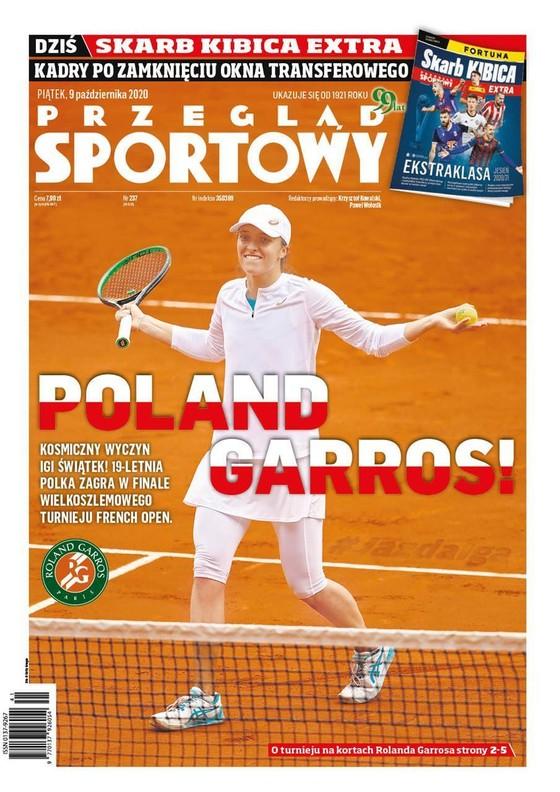 Chung kết đơn nữ Roland Garros: Lần đầu cho Iga Swiatek hay lần đầu cho Sofia Kenin? ảnh 1