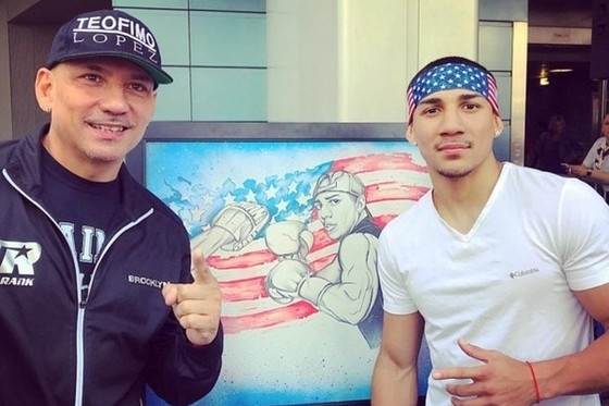 Teofimo Lopez: McGregor của quyền Anh - người cha kết thù, người con thách đấu Vasyl Lomachenko ảnh 1