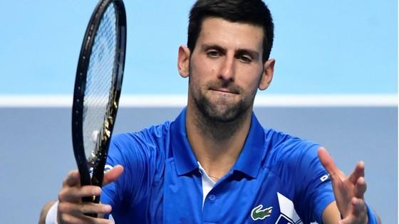 ATP Finals: Khởi đầu mạnh mẽ, Djokovic thắng trận thứ 39, Medvedev thắng trận đầu tiên ảnh 1