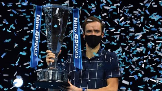 Medvedev vô địch ATP Finals 2020