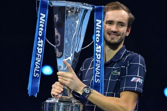 """Medvedev sẽ là người phá """"lời nguyền vô địch ATP Finals""""?"""