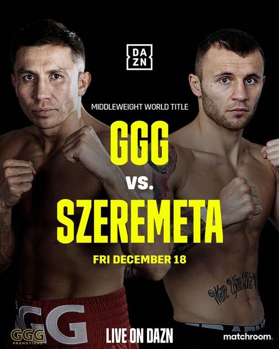 Gennady Golovkin: Sẽ thượng đài trước Canelo Alvarez 1 ngày, bảo vệ đai IBF và IBO hạng trung trước Kamil Szeremeta ảnh 1