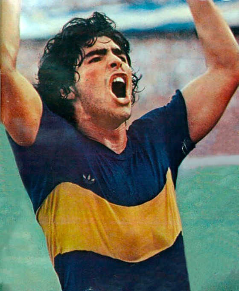 Huyền thoại bóng đá Diego Maradona: Những khoảnh khắc đáng nhớ trong sự nghiệp đầy rẫy sắc màu ảnh 4