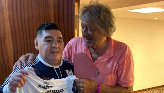 Huyền thoại bóng đá Diego Maradona: Những câu chuyện ít ai biết đến… ảnh 3