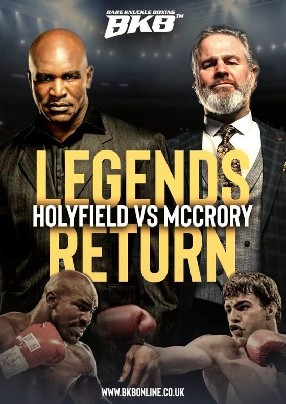 Hình ảnh quảng bá Holyfield vs McCrory