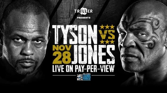 Trận Mike Tyson vs Roy Jones kiếm được 50 triệu USD từ PPV, các cựu quyền thủ sôi sục quay trở lại ảnh 1