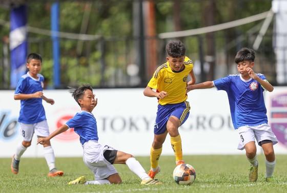 Giải bóng đá thiếu niên U13 Việt Nam - Nhật Bản lần 3-2020: Nỗ lực tuyệt vời vượt qua dịch Covid-19 ảnh 8
