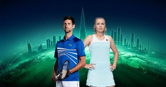 Mỹ nhân Sofia Kenin: Sẵn sàng thọ giáo Novak Djokovic cách bảo vệ danh hiệu Australian Open ảnh 2