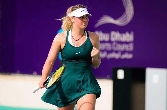 """Kết quả Abu Dhabi Open (9-1-2021) - Svitolina hạ Zvonareva trong """"trận đại chiến Nga - Ukraine"""" ảnh 2"""