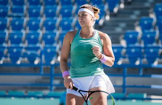 "Kết quả Abu Dhabi Open (mới cập nhật) - Sakkari ""lật đổ"" Kenin, Kudermetova loại Svitolina ảnh 2"