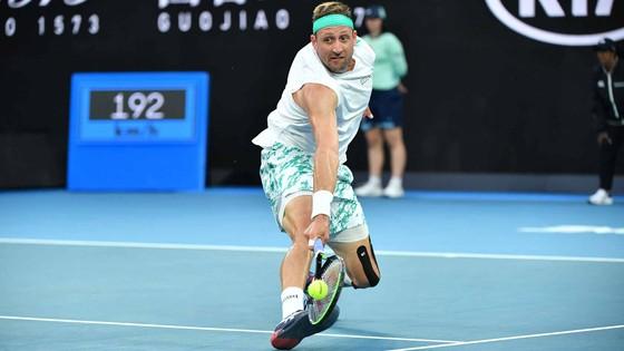 Sandgren ở Australian Open 2020
