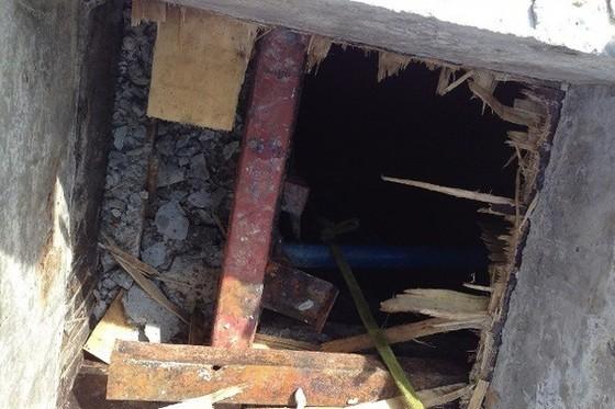 Thanh Hóa: 3 người thương vong dưới bể nước ngầm khách sạn ảnh 1