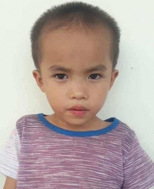 Tìm kiếm cháu bé 6 tuổi mất tích ảnh 1