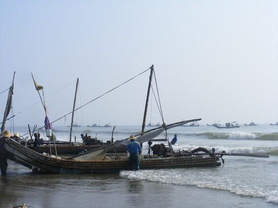 Ra biển đánh bắt cá, con tử vong, cha mất tích ảnh 1