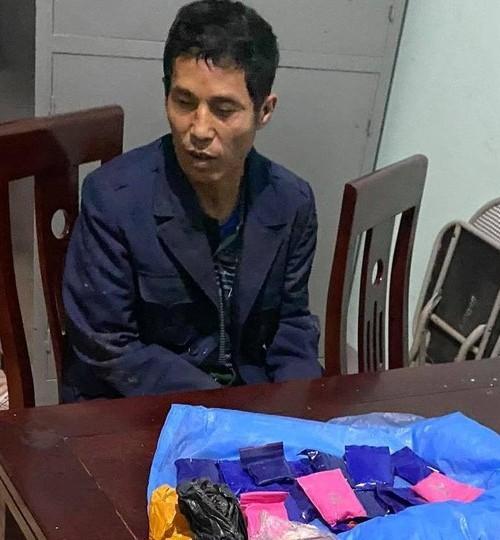Bắt đối tượng mua 3.600 viên ma túy từ Lào về Việt Nam tiêu thụ ảnh 1
