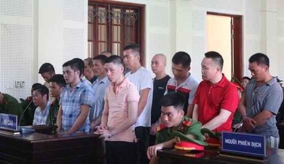 7 bị cáo trong đường dây ma túy xuyên quốc gia lãnh án tử hình ảnh 1