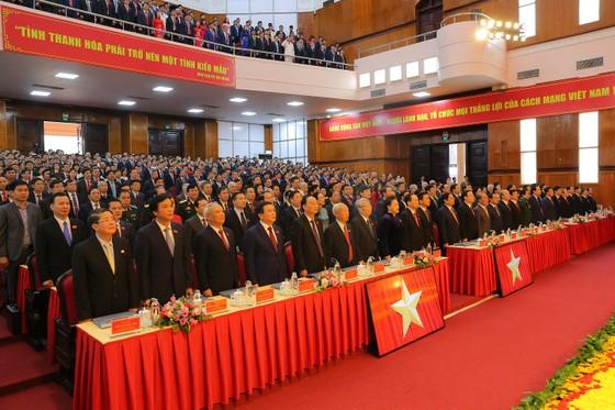 Chủ tịch Quốc hội Nguyễn Thị Kim Ngân: Xây dựng Thanh Hóa phát triển toàn diện, ngày càng giàu đẹp, văn minh ảnh 2