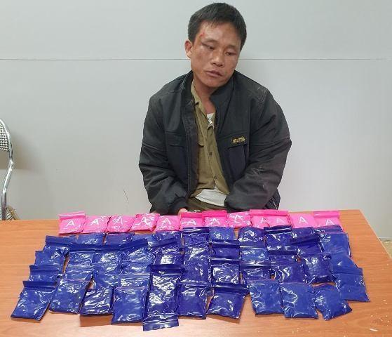 Phá chuyên án ma túy, thu giữ 12.000 viên hồng phiến ảnh 1