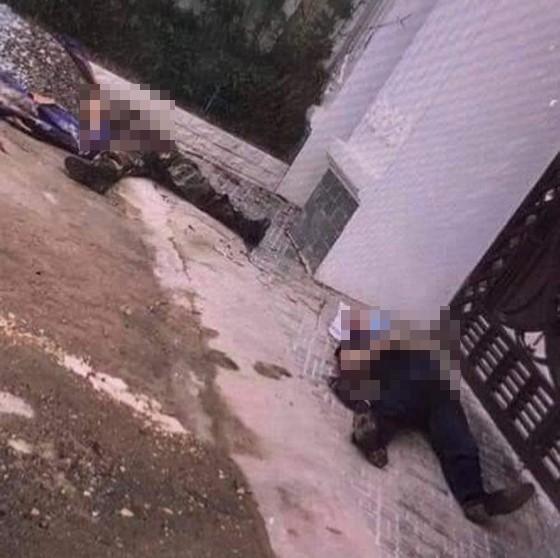 Nghệ An: Khống chế được nghi phạm nổ súng bắn chết 2 người ảnh 2