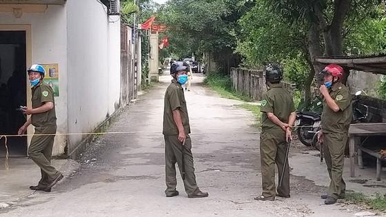 Nghệ An: Khống chế được nghi phạm nổ súng bắn chết 2 người ảnh 3