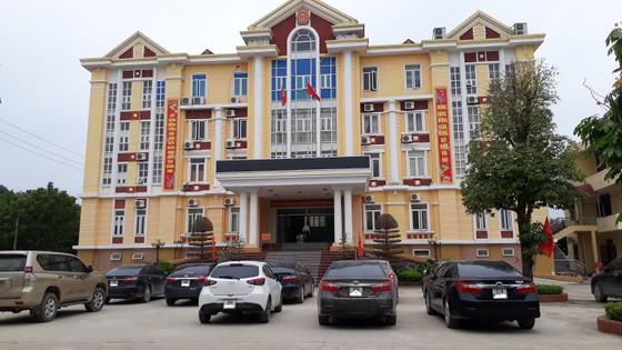 Thanh Hóa: Khởi tố Trưởng phòng Tài nguyên và Môi trường huyện Hậu Lộc ảnh 1