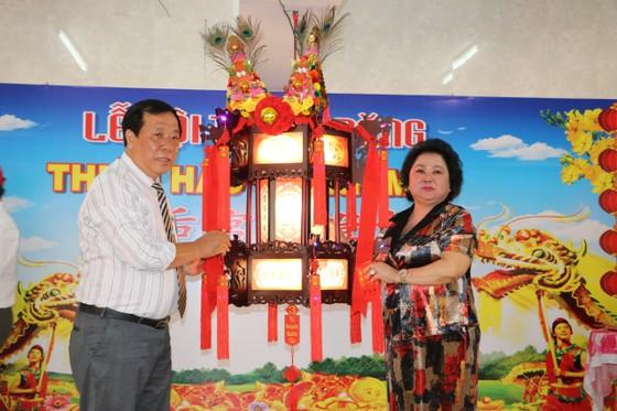 平陽省新天后宮競投聖燈籌得逾 36 億元 ảnh 2
