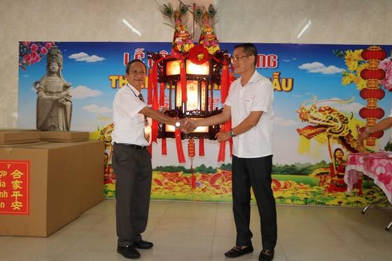 平陽省新天后宮競投聖燈籌得逾 36 億元 ảnh 7