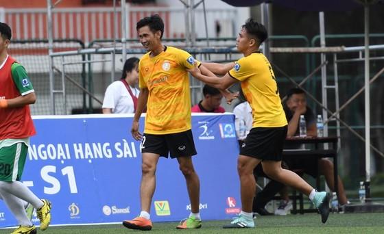 Tứ kết SPL – S1: HAT Sài Gòn thắng kịch tính Trúc Nghinh Phong trong trận kịch chiến ảnh 2