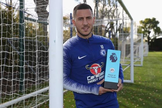 Hazard chính là sự khác biệt duy nhất giữa Chelsea và Man City